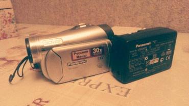 Видеокамера б/у нет батареек остальное в хорошем состоянии в Ош