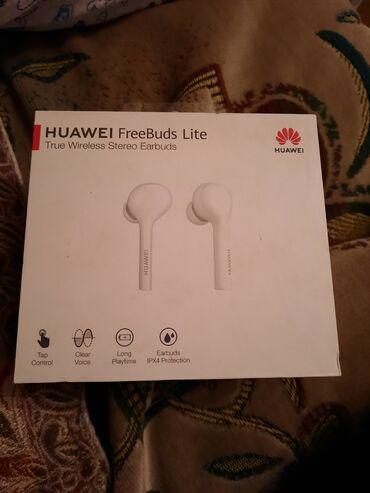 провод для наушников в Азербайджан: Salam. Huawei freebuds lite original qulaqliq.Tep tezedi 10 gun
