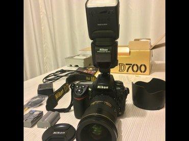 """Bakı şəhərində Фотоаппарат """"nikon d700"""", Объектив """"24-70 af-s nikkor 2. 8"""", вспышка"""