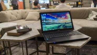 Noutbuk super veziyyetde hec bir problemi yoxdur Acer aspire Intel