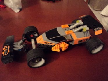 Lego 8496 Racers Desert Hammer Used 100% complete with original σε North & East Suburbs