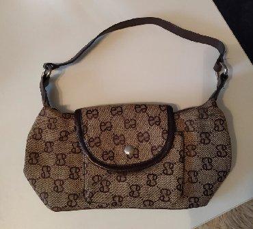 Zenska torbica sirine cm visine cm - Srbija: Skoro nova torbica, nisam je nosila puno puta.Dužina 26 cm, širina 10