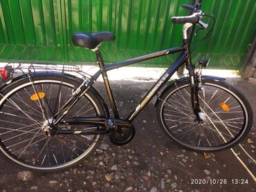 Велосипеды из Германии в хорошем состоянии рама алюминий колёса на28