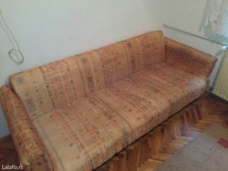 Fotelja i krevet - Leskovac