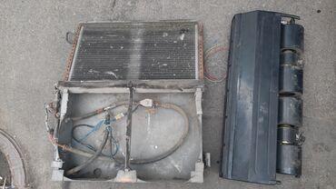 Автозапчасти и аксессуары - Кара-Суу: Кондиционер на крышу для спринтер (комплект)