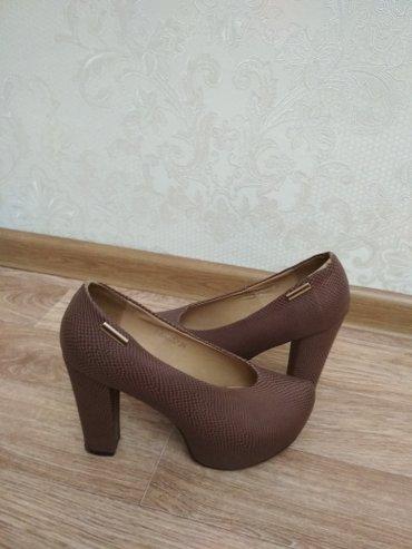 Стильные туфли (39 размер). в Бишкек