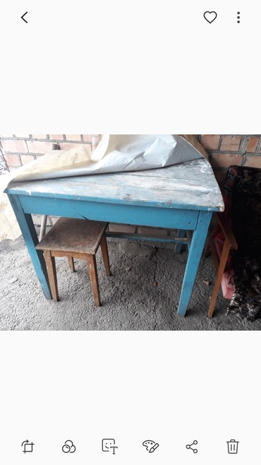 Продаю деревянный стол. Сокулук