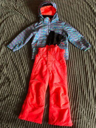 Farmericecine teksas - Srbija: Mckinley ski komplet nov, za devojcice, nikad obucen, vel 116, za 5/6