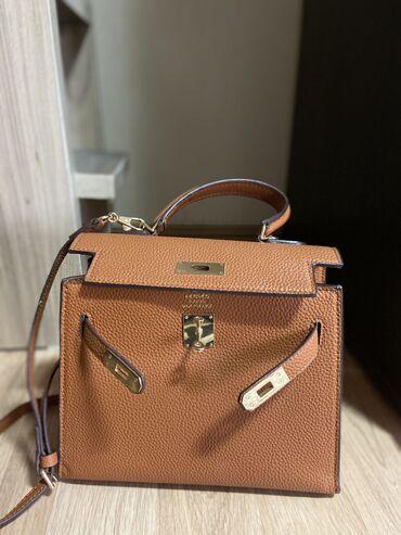 Новая сумку Hermes, качество люкс, мягкая кожа