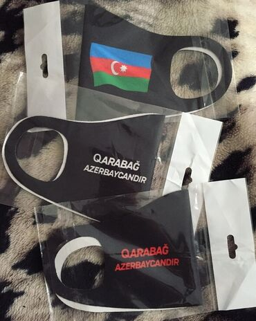 Bezekli maskalar - Azərbaycan: Maskalar satılır 1 eded qalıb