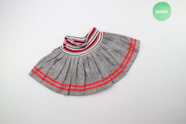 Другие детские вещи - Б/у - Киев: Підліткова тепла спідниця, вік 12 р.    Довжина: 31 см Напівобхват тал