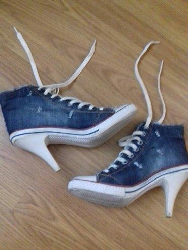 Cipela patika firmirane nosene par puta kao nove su br38 - Prokuplje