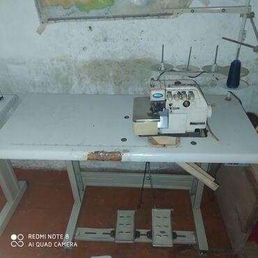 Швейные машины в Кыргызстан: 5-нитка
