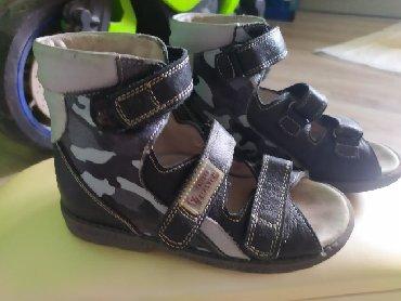 giant детский велосипед в Кыргызстан: Продаю ортопедические сандали. Носили месяц. Продаю потому что ножка