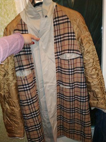 Продаю настоящее тренч-пальто от в Бишкек