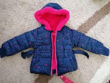 Nova jakna za devojcice vel 80