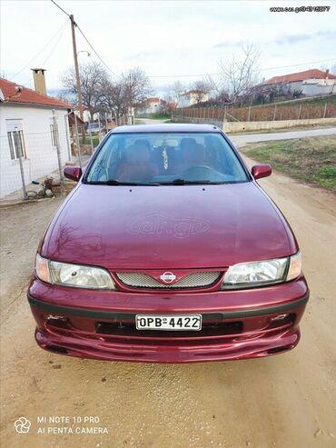 Nissan Almera 1.4 l. 1998 | 292571 km