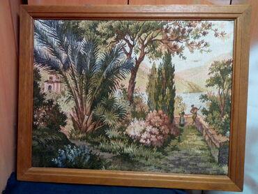 Stara tapiserija   odlicno stanje,bez ikakvih ostecenja   88 x 70