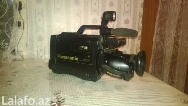 panasonic kamera - Azərbaycan: Panasonic m3000 ela veziyyetdedir. Kamera+diplomati+akumlyatoru+proje