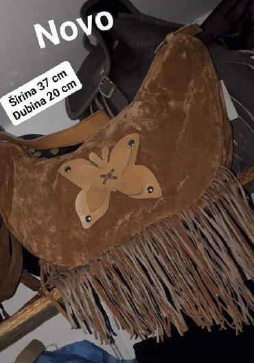Tašne | Leskovac: Nova torba sa resama  Dimenzije na slici