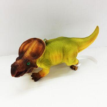 кенгуру для малышей бишкек in Кыргызстан   ДРУГИЕ ТОВАРЫ ДЛЯ ДЕТЕЙ: Динозавр резиновая игрушка.Настолько мягкая, что можно мять как