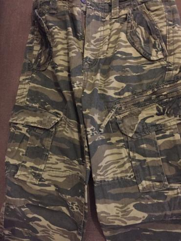 Gap army pants with pockets adjustable waist. Size 14. New