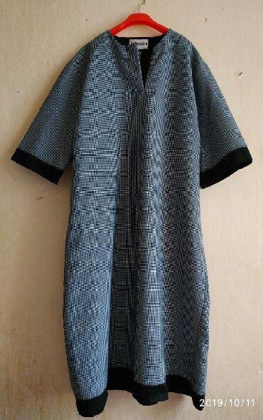 Платье тонкая фактурная шерсть, разм 50 полноценный, привезли из Герма
