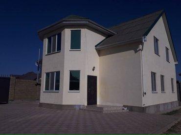 Продаю или меняю новый 2-х этажный кирпичный дом в Ак-Ордо1. Относится in Бишкек