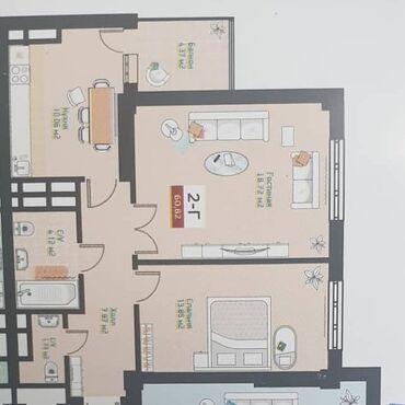 Продается квартира: Элитка, Магистраль, 2 комнаты, 62 кв. м