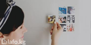 Фото-магниты на холодильник с Вашим в Бишкек - фото 2