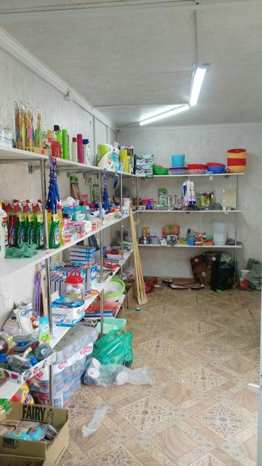 Продаю полки со всеми необходимыми в Бишкек
