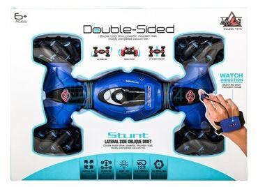 Uzaqdan pult və sensorla idarə olunan möhtəşəm oyuncaq avtomobil