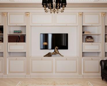 Дизайн интерьера гостинной. Дизайнеры в Бишкек