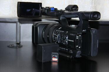 Фото и видеокамеры - Базар-Коргон: Профессиональная видеокамера Sony HXR-NX100