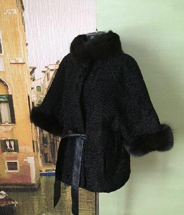 женские бюстгальтеры с плотной чашкой в Азербайджан: Женская куртка с каракуля с отделкой лисы. Размеры уточняйте! Под
