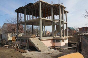 строительство-и-ремонт в Кыргызстан: Монолит куябыз Каркас Фундамент Подвал Колонна  Монолит жана б