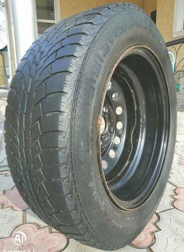 диски rota в Кыргызстан: Продаю диски с шинами.(1шт) 185/65/15 Без проколов и шишек