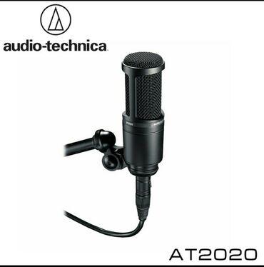 brilliance v5 16 at в Кыргызстан: Срочно продам студийный микрофон audio technica at 2020 в хорошем