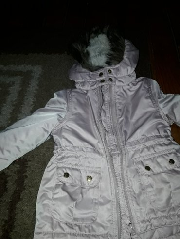 Pantalone hm duboke - Srbija: Zimska hm jaknica 104/110. Ocuvana i prelepo stoji.Uz jaknicu poklanja