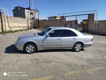 форсунки дизель мерседес в Азербайджан: Mercedes-Benz E-Class 2.2 л. 2001   290000 км