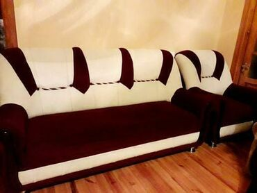 Divan kreslo desti 400 azn.divan acilmir.unvan
