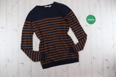 Жіночий светр у смужку Laura Clement   Довжина: 64 см Ширина плеча: 55