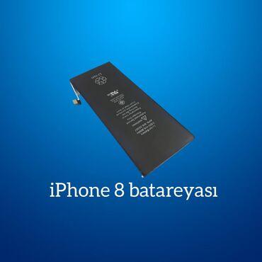 """Enerjiyükləyicilər - Azərbaycan: """"Apple İphone 8"""" batareyası"""