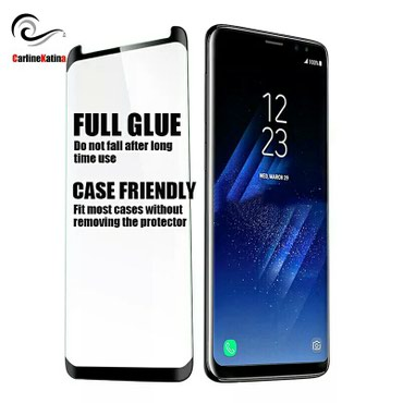 Mobilni telefoni - Pirot: Tempered glass full glue - Samsung G965 Galaxy S9 Plus zakrivljeni