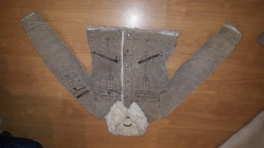 Amisu jakna / bundica sa krznom vel. 36 - Prokuplje