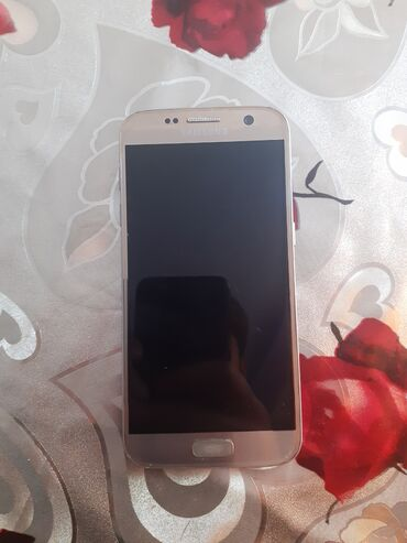 запчасти e34 в Азербайджан: На запчасти Samsung Galaxy S7 32 ГБ Золотой
