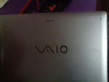 Sony - Кыргызстан: Продам ноутбук. Надо заменить батарею или можно работать с зарядником