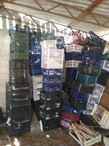 железные-ящики в Кыргызстан: Продаются пластмасс ящики