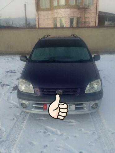 Toyota Raum 1.5 л. 1997 | 300000 км