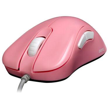 Zowie Ec2-b Divina edition PinkЭргономичный дизайн, разработанный